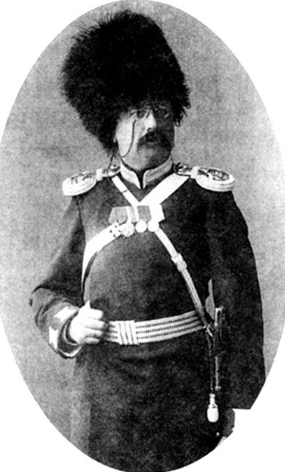 Выставка «Ф. Ф. Тютчев — офицер и писатель»