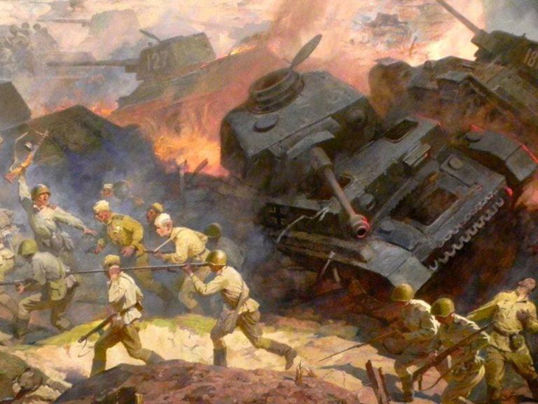 Проект «Хронология Курской битвы в литературе»