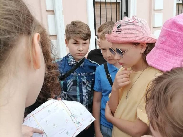 Уличная экскурсия «Литературный маршрут»