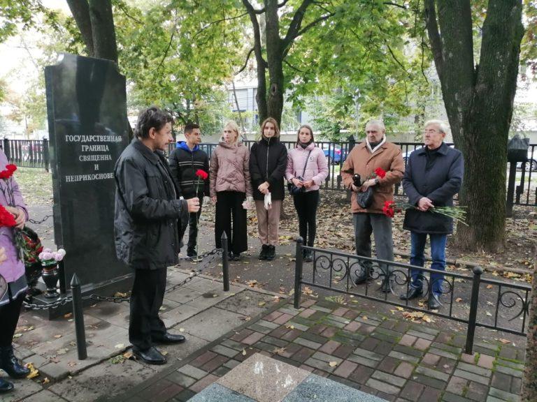 День памяти писателя Константина Воробьева