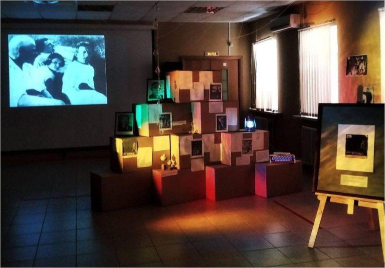 13 сентября — 31 октября Выставка-инсталляция «История одного шедевра — «Кутерьма» Н.Н.Асеева»